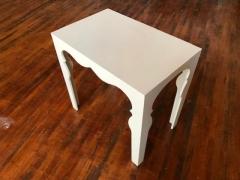 Rental store for Table, White, Scalloped Edge in Grand Rapids MI