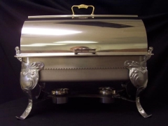 Rental store for Chafer, Ornate, 1 2 Pan, Roll Top in Grand Rapids MI