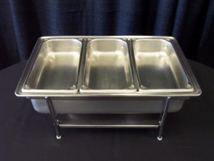 Rental store for Chafer, Ornate, 1 3 Pans, Roll Top in Grand Rapids MI