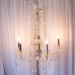 Rental store for Chandelier, Crystal, Two Tier, Glass   C in Grand Rapids MI