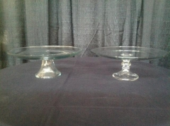 Rental store for Cake Stand 13  Glass in Grand Rapids MI