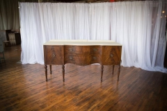 Rental store for Buffet, Natural, Ivory Top in Grand Rapids MI