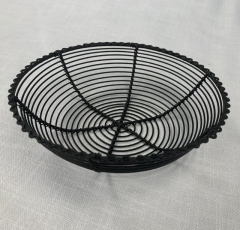 Rental store for Roll Basket, Metal, Black in Grand Rapids MI