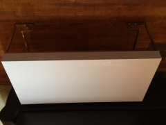 Rental store for Table, Coffee, White, Modern in Grand Rapids MI