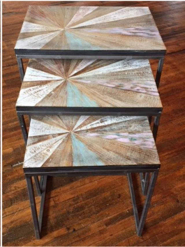 Where to find Table, Nesting, Grey Frame, Starburst in Grand Rapids