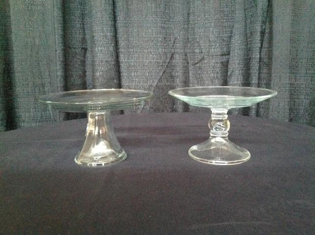 Where to find Cake Stand 8  Glass Heavy in Grand Rapids