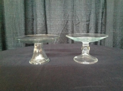 Rental store for Cake Stand 8  Glass Heavy in Grand Rapids MI