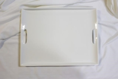 Rental store for Platter, Rectangle LG w  Handles in Grand Rapids MI