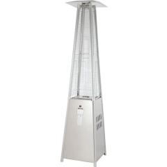 Rental store for Heater, Patio Pyramid Flame Stainless in Grand Rapids MI