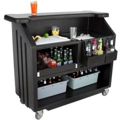 Rental store for Bar, Portable, Gray, Insulated Plastic in Grand Rapids MI