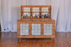 Rental store for Bar, Back, Rustic with Tin Inlay in Grand Rapids MI