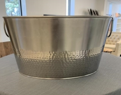 Rental store for Bucket, Hammered Oval in Grand Rapids MI