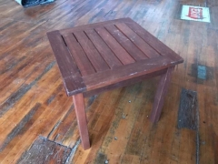 Rental store for Table, End, Teak in Grand Rapids MI