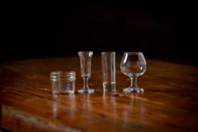 Where to find Glass, Mason Jar Mini in Grand Rapids