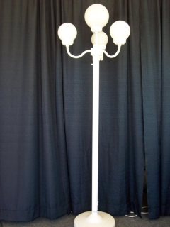 Rental store for Lighting, 4 Globe Stand in Grand Rapids MI