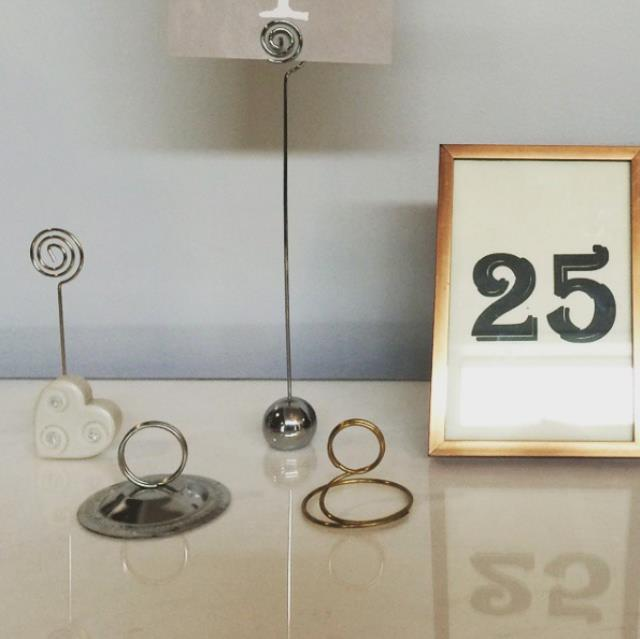 Where to find Table Number Holder, Frames, Assorted in Grand Rapids