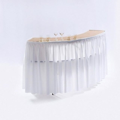 Rental store for Bar, Serpentine with White Linens in Grand Rapids MI