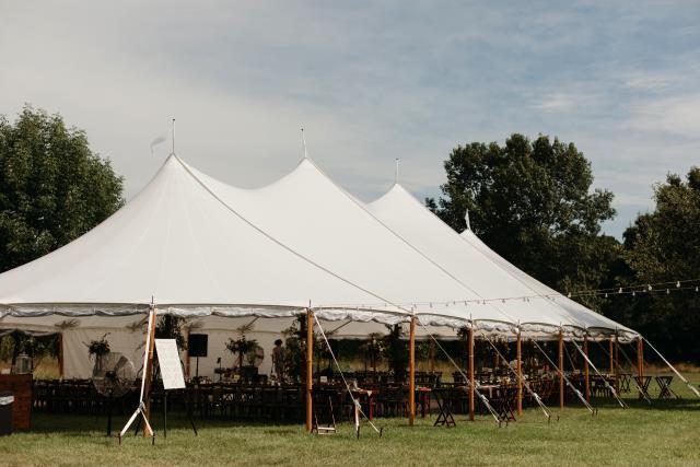 Rent Tents - Sailcloth