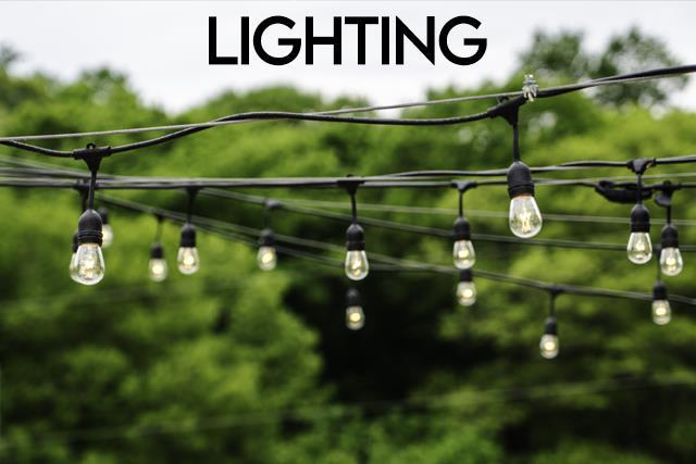 Rent Lighting