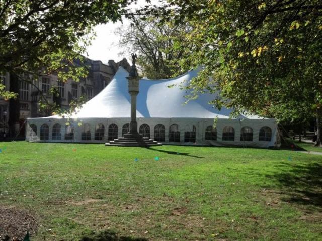 Rent Tent Accessories
