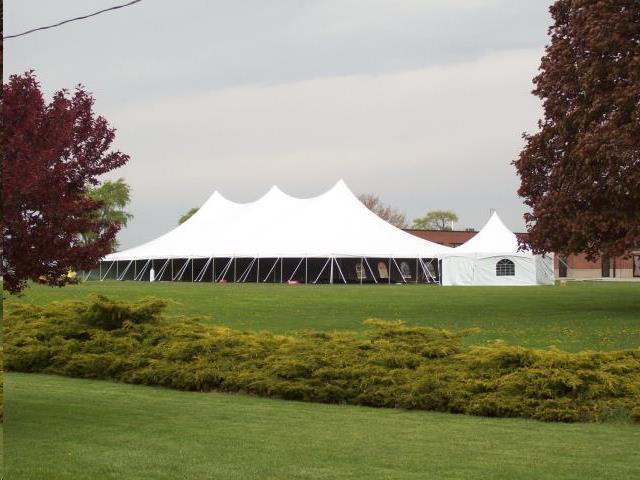 Rent Tents - Pole