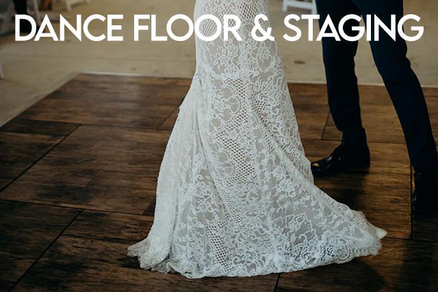 Rent Dance Floor & Stage