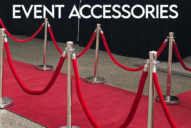 Rent Event Accessories